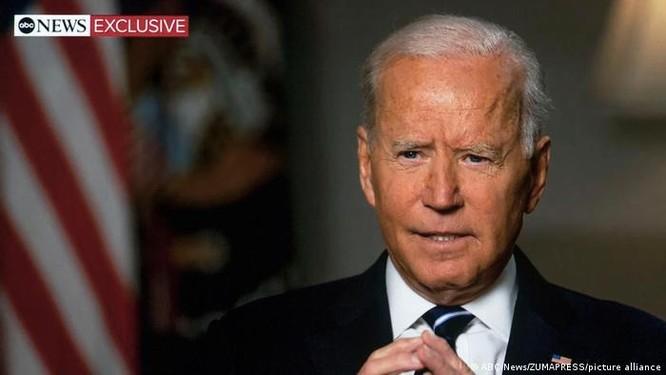 Ông Biden coi Đài Loan như các đồng minh NATO, Nhật... Trung Quốc lập tức phóng tên lửa đáp trả ảnh 1