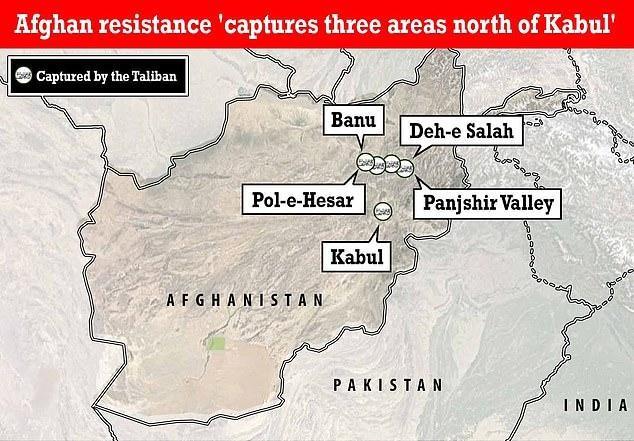 Nội chiến ở Afghanistan bùng phát sau khi Taliban lập quốc: Ai có thể đánh bại được Taliban? ảnh 2