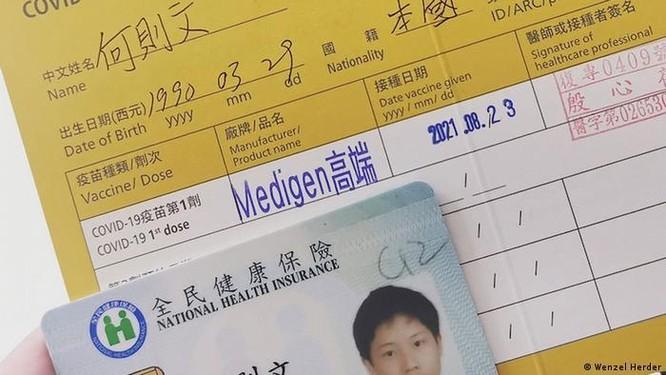 Đài Loan cho phép tiêm vaccine nội mặc dù đang thử nghiệm giai đoạn ba ảnh 3