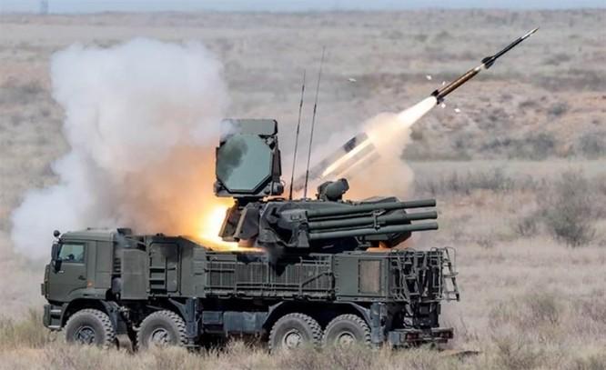 Lần đầu tiên phòng không Syria đánh chặn thành công 22 trong số 24 tên lửa của Israel ảnh 5