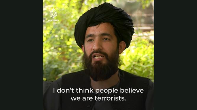 """Giết hại diễn viên hài nổi tiếng, Taliban vẫn tuyên bố: """"Chúng tôi không phải những kẻ khủng bố!"""" ảnh 4"""