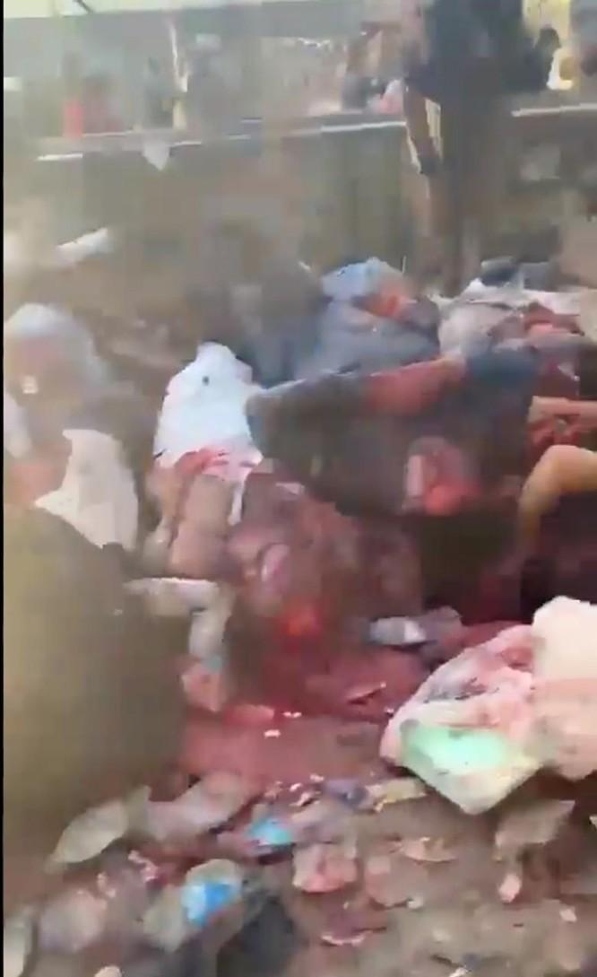 Số nạn nhân trong vụ đánh bom khủng bố ở Kabul đã lên tới 261 người ảnh 5