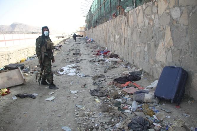Lầu Năm Góc ra tay trả đũa giết chết thủ lĩnh ISIS-K, nghi Taliban tiếp tay kẻ đánh bom liều chết ảnh 1