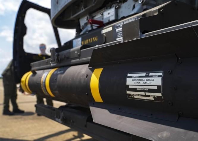 """Giải mã loại tên lửa AGM-114R9X """"Ninja bomb"""" Mỹ sử dụng để tiêu diệt thủ lĩnh ISIS-K ảnh 4"""