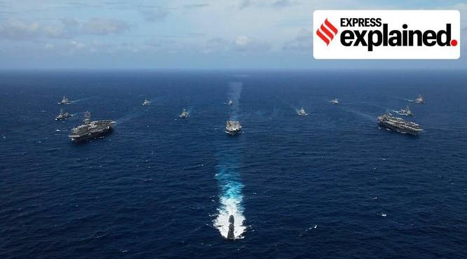 Trung Quốc và Nga đang lập liên minh 4 nước đối trọng với Bộ Tứ (Quad) của Mỹ? ảnh 5