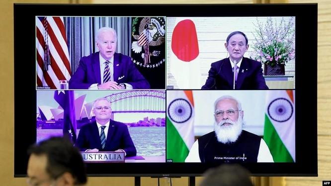 Trung Quốc và Nga đang lập liên minh 4 nước đối trọng với Bộ Tứ (Quad) của Mỹ? ảnh 6