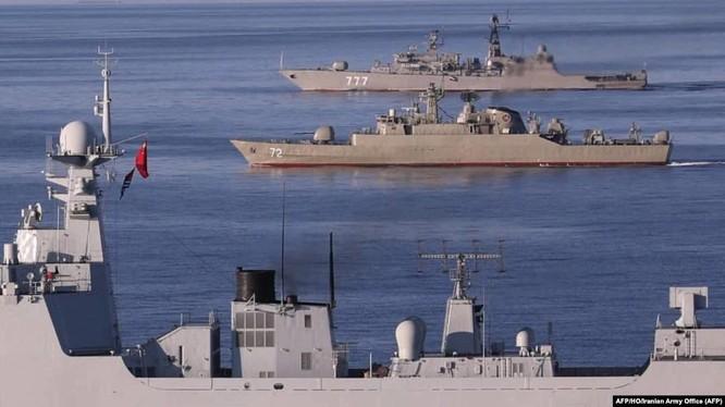 Trung Quốc và Nga đang lập liên minh 4 nước đối trọng với Bộ Tứ (Quad) của Mỹ? ảnh 1