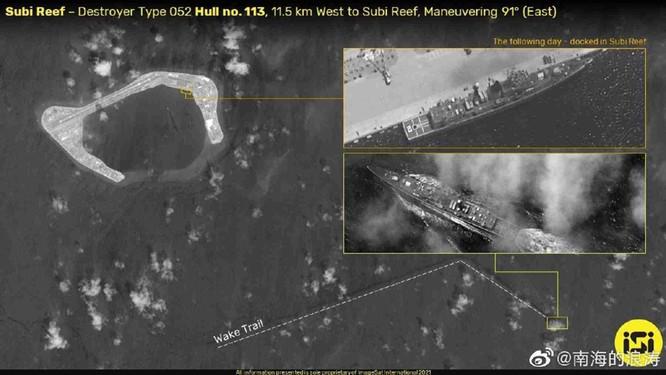 Trung Quốc tập trận chống ngầm ở Trường Sa và thách thức từ việc họ áp dụng Luật giao thông biển mới ảnh 4