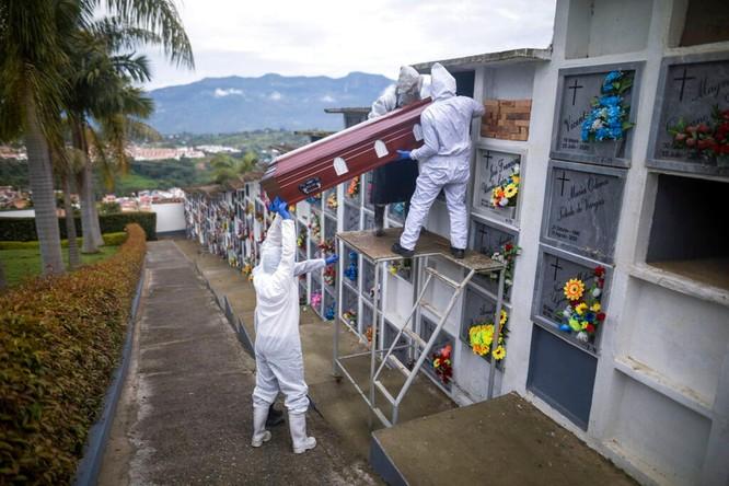 WHO: Biến chủng virus Mu đã xuất hiện ở 39 quốc gia, Mỹ nhiều nhất với 2.065 ca ảnh 1