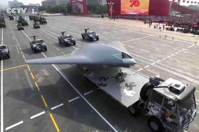 """Trung Quốc khoe """"máy bay không người lái tấn công tàng hình GJ-11 gây chấn động Mỹ, Anh"""" ảnh 1"""