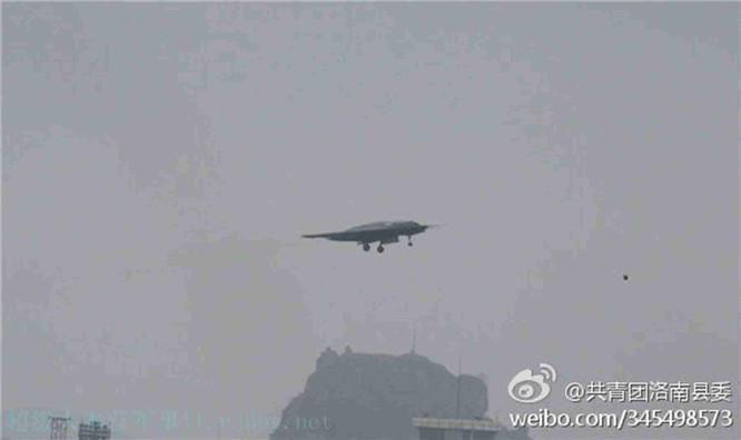 """Trung Quốc khoe """"máy bay không người lái tấn công tàng hình GJ-11 gây chấn động Mỹ, Anh"""" ảnh 3"""