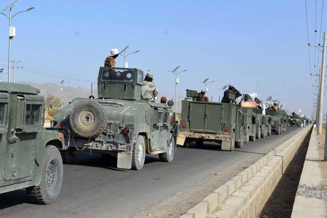Chiến sự ác liệt ở tỉnh Panjshir, lực lượng Taliban bị tổn thất nặng nề ảnh 5