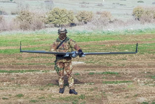 Italy điều tra vụ công ty Trung Quốc mua trái phép nhà máy chế tạo UAV quân sự ảnh 4