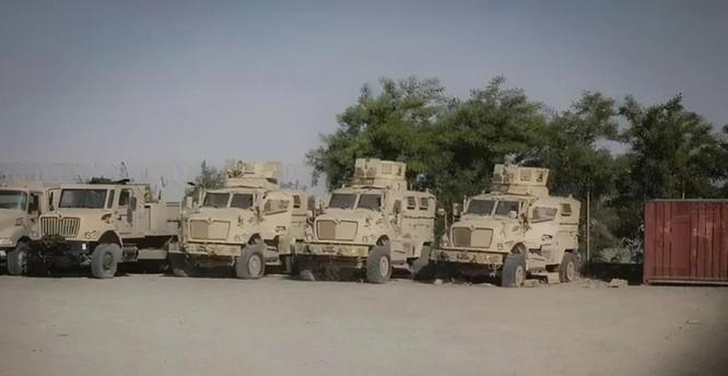 Taliban bán rẻ và gán nợ tiền điện cho Iran bằng vũ khí Mỹ ảnh 1