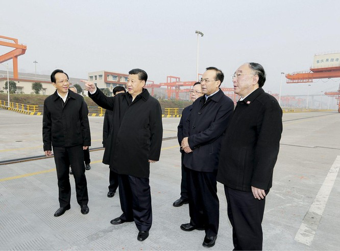 Những tù nhân đặc biệt ở Tần Thành (Kỳ 8): Tôn Chính Tài, ngôi sao chính trường vụt tắt ảnh 3