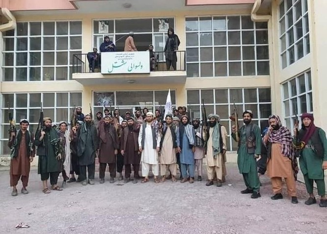 Taliban tuyên bố đã hoàn toàn kiểm soát tỉnh Panjshir, kết thúc chiến tranh ảnh 3