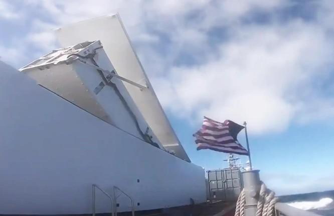 Mỹ phóng thành công tên lửa đa năng SM-6 từ tàu mặt nước không người lái ảnh 3