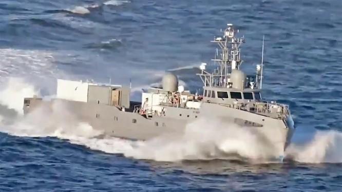 """Mỹ chính thức thành lập Đội đặc nhiệm """"hạm đội ma"""", thay đổi phương thức tác chiến hải quân ảnh 6"""