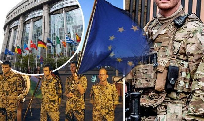 Liên minh châu Âu muốn thành lập quân đội riêng, Tổng thư ký NATO kịch liệt phản đối ảnh 4