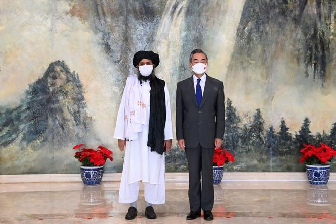 Chính quyền Taliban bị quốc tế cô lập, đặc phái viên Trung Quốc, Nga và Pakistan đến Kabul làm gì? ảnh 5
