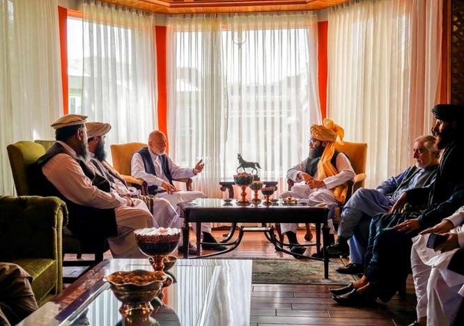 Chính phủ lâm thời Taliban ở Afghanistan: kết quả thỏa hiệp và bất đồng nội bộ ảnh 4