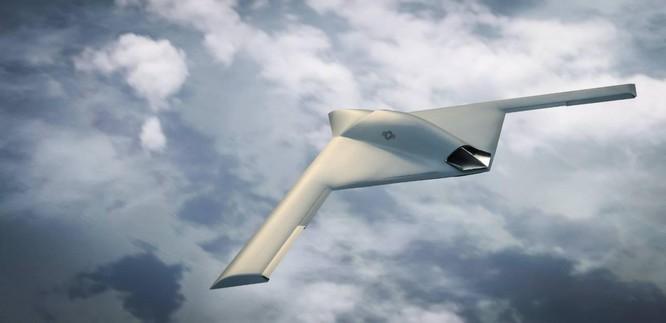 Giải mã RQ-180 - UAV do thám tàng hình tuyệt mật của Mỹ xuất hiện khiến dư luận quốc tế rúng động ảnh 3