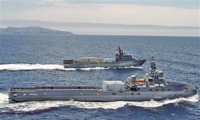 """Mỹ chính thức thành lập Đội đặc nhiệm """"hạm đội ma"""", thay đổi phương thức tác chiến hải quân ảnh 1"""