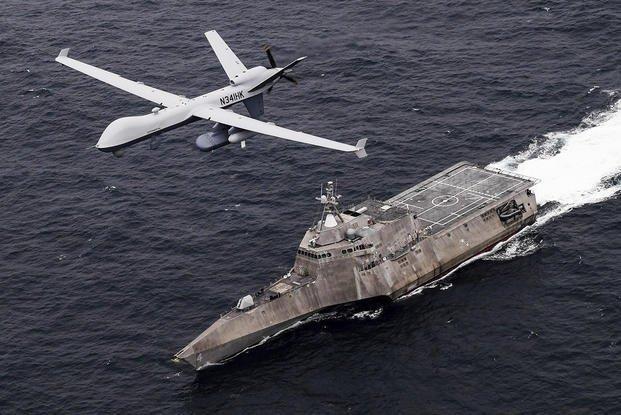 """Mỹ chính thức thành lập Đội đặc nhiệm """"hạm đội ma"""", thay đổi phương thức tác chiến hải quân ảnh 2"""