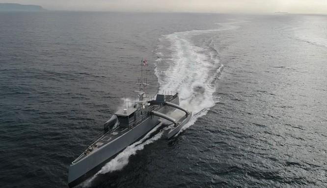 """Mỹ chính thức thành lập Đội đặc nhiệm """"hạm đội ma"""", thay đổi phương thức tác chiến hải quân ảnh 7"""