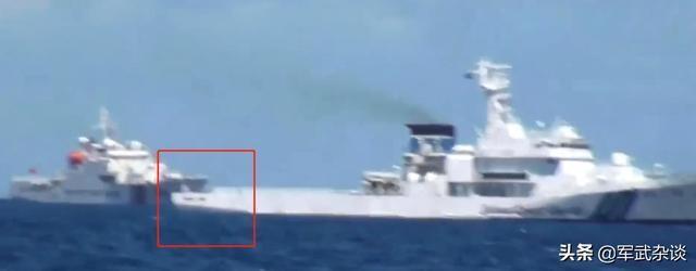 Tàu Hải cảnh Trung Quốc đâm tàu Nhật tại Senkaku/Điếu Ngư ảnh 2