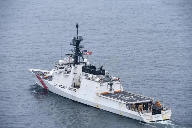 Ăn miếng trả miếng: Trung Quốc cho đội tàu đặc nhiệm đi vào vùng đặc quyền kinh tế của Mỹ ảnh 2