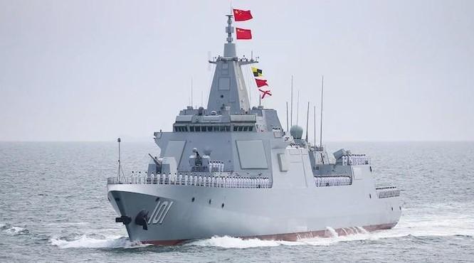 Ăn miếng trả miếng: Trung Quốc cho đội tàu đặc nhiệm đi vào vùng đặc quyền kinh tế của Mỹ ảnh 4