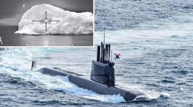 Quan hệ liên Triều căng thẳng, Bình Nhưỡng phóng tên lửa từ xe lửa, Seoul thử tên lửa từ tàu ngầm ảnh 1