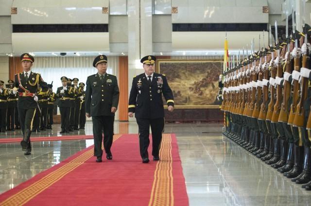 Rúng động vụ Tham mưu trưởng quân đội Mỹ bí mật gọi điện cho người chỉ huy quân đội Trung Quốc ảnh 2