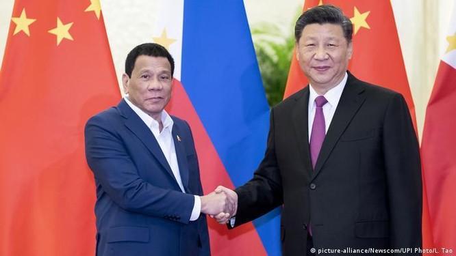 Truyền thông Đức: liệu Philippines sẽ có tổng thống mới thân Mỹ, chống Trung Quốc? ảnh 4