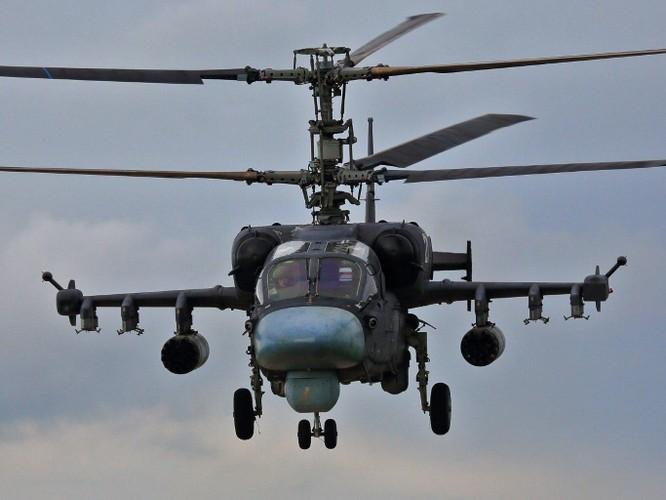 """Trực thăng tấn công """"Cá mập đen"""" Nga vừa bán rẻ cho Trung Quốc lợi hại thế nào? ảnh 6"""