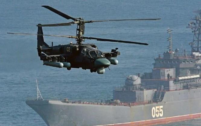 """Trực thăng tấn công """"Cá mập đen"""" Nga vừa bán rẻ cho Trung Quốc lợi hại thế nào? ảnh 1"""