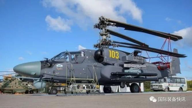 """Trực thăng tấn công """"Cá mập đen"""" Nga vừa bán rẻ cho Trung Quốc lợi hại thế nào? ảnh 3"""