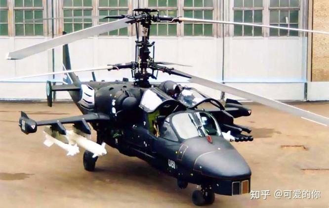 """Trực thăng tấn công """"Cá mập đen"""" Nga vừa bán rẻ cho Trung Quốc lợi hại thế nào? ảnh 5"""