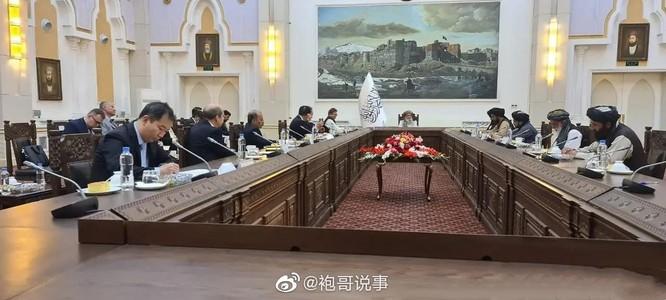 Chính quyền Taliban bị quốc tế cô lập, đặc phái viên Trung Quốc, Nga và Pakistan đến Kabul làm gì? ảnh 2