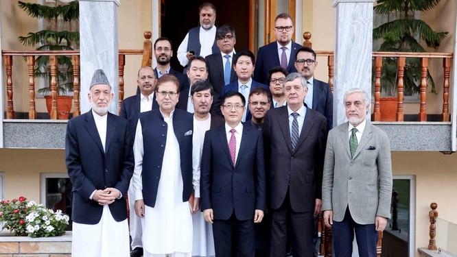 Chính quyền Taliban bị quốc tế cô lập, đặc phái viên Trung Quốc, Nga và Pakistan đến Kabul làm gì? ảnh 3