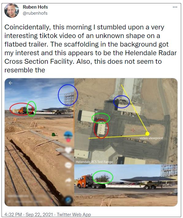 Máy bay tàng hình kỳ lạ của Lockheed Martin lộ diện trên mạng xã hội gây xôn xao ảnh 2