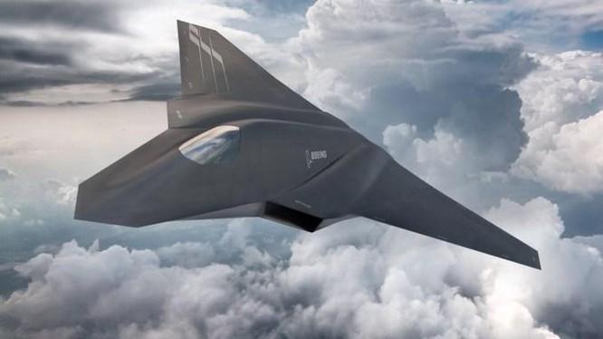 Máy bay tàng hình kỳ lạ của Lockheed Martin lộ diện trên mạng xã hội gây xôn xao ảnh 3
