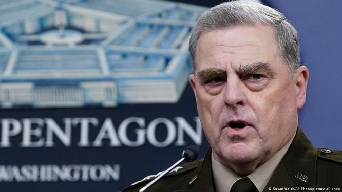 Gặp nhau lần đầu tiên sau 20 tháng, chỉ huy quân đội Mỹ và Nga bàn những gì? ảnh 2