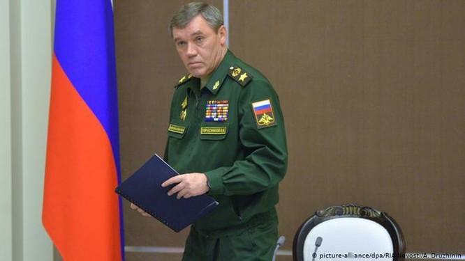 Gặp nhau lần đầu tiên sau 20 tháng, chỉ huy quân đội Mỹ và Nga bàn những gì? ảnh 1