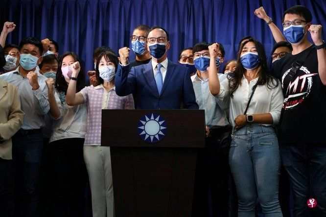 Điều gì khiến ông Tập Cận Bình gửi điện chúc mừng tân Chủ tịch Quốc dân Đảng Đài Loan Chu Lập Luân? ảnh 2