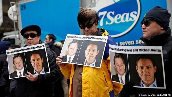 Trung Quốc, Mỹ, Canada: ai thắng trong sự kiện Mạnh Vãn Chu? ảnh 6