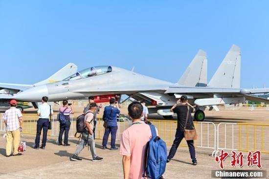 """Khám phá máy bay tác chiến điện tử J-16D """"mạnh nhất thế giới"""" Trung Quốc lần đầu trình làng ảnh 6"""