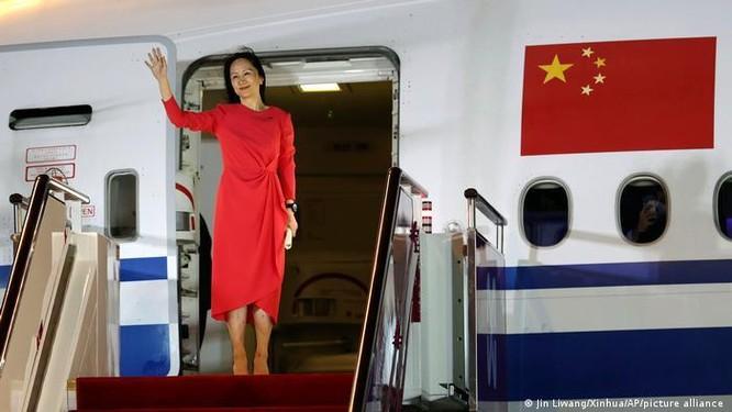 Trung Quốc, Mỹ, Canada: ai thắng trong sự kiện Mạnh Vãn Chu? ảnh 1