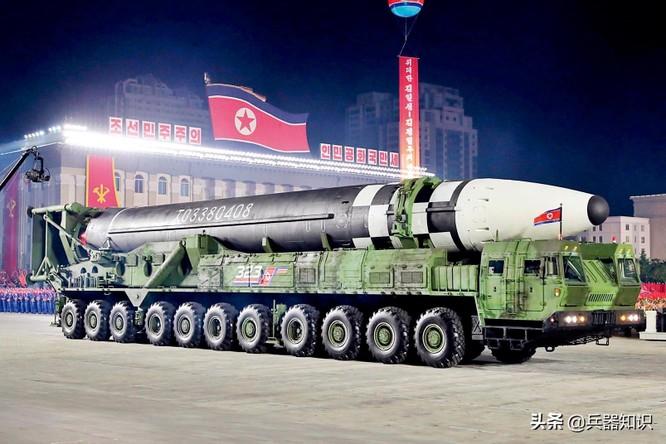 Triều Tiên bất ngờ tuyên bố thử thành công tên lửa siêu thanh ảnh 3